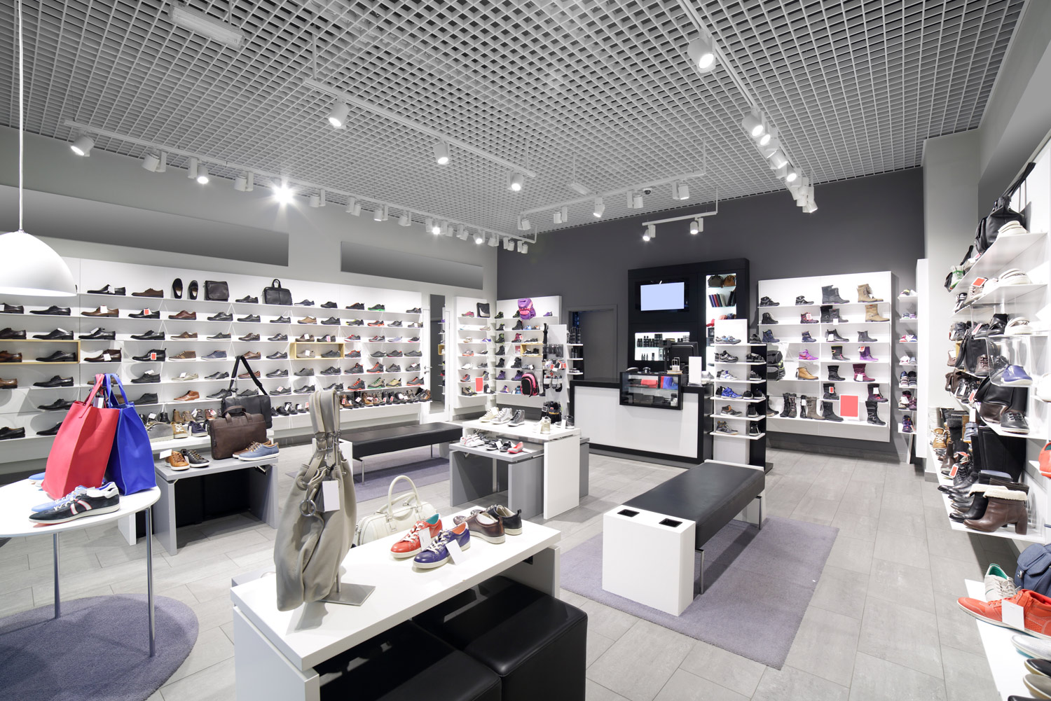Commercial Electrical Services - High End Retail Sydney