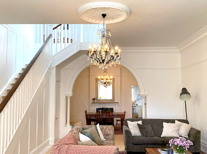 High end residential electrical installation Bronte