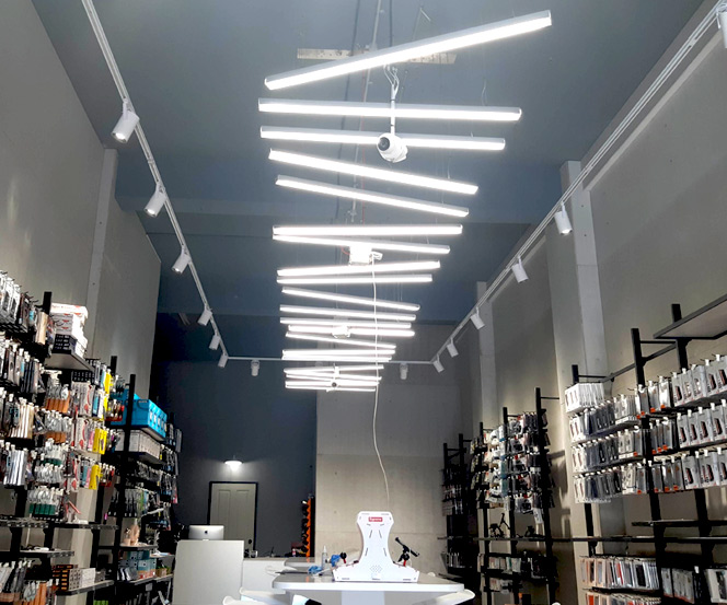 IresQ Chippendale - Commercial Electrical Services Sydney