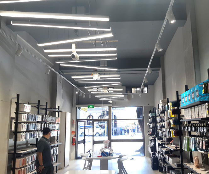 IresQ Chippendale - Commercial Electrical Services