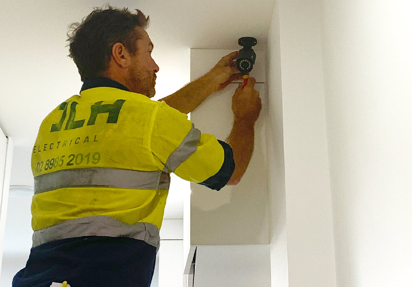 Maintenance Electrical Services Sydney - HLH